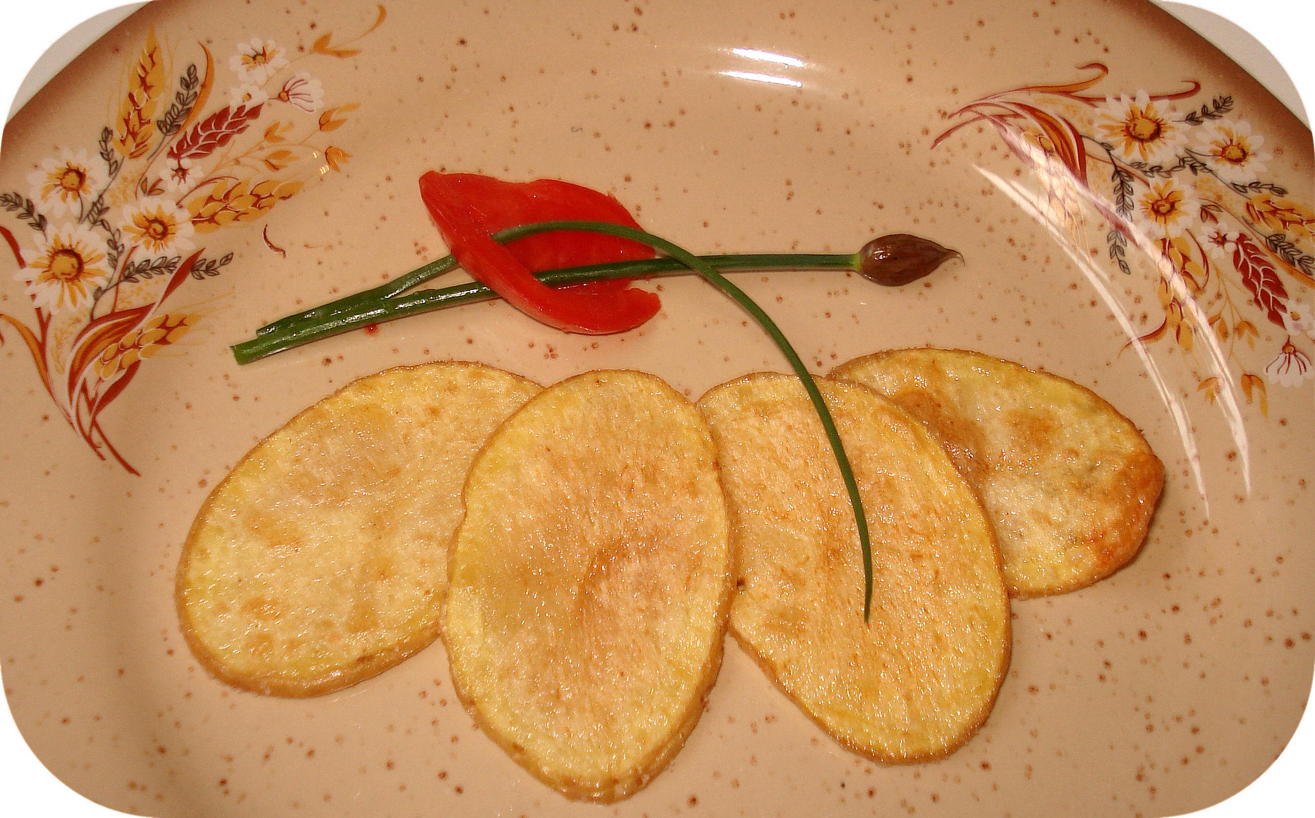Patates Kabuğu Cips