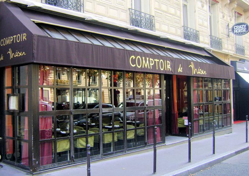 Comptoir de thiou paris - Restaurant thiou paris ...