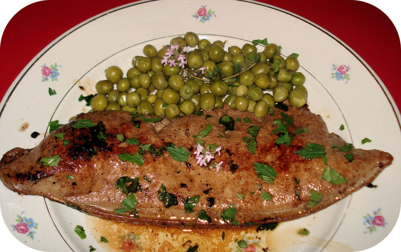 Foie de veau po l - Comment cuisiner des cotes de sanglier ...