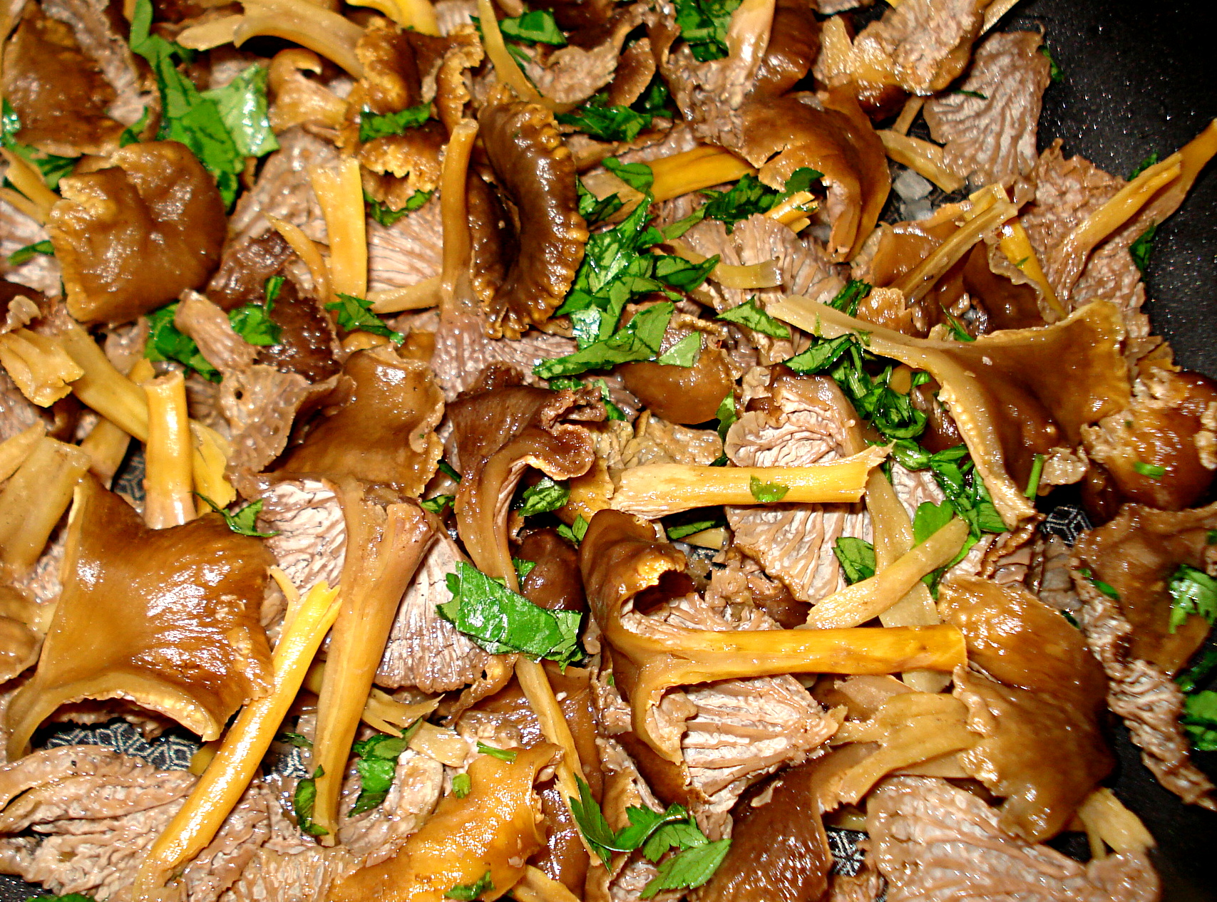 fricassee of chanterelles fricassee of chanterelles chicken fricassee ...