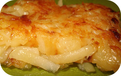 Hash Brown Potatoes -- 03/09/05