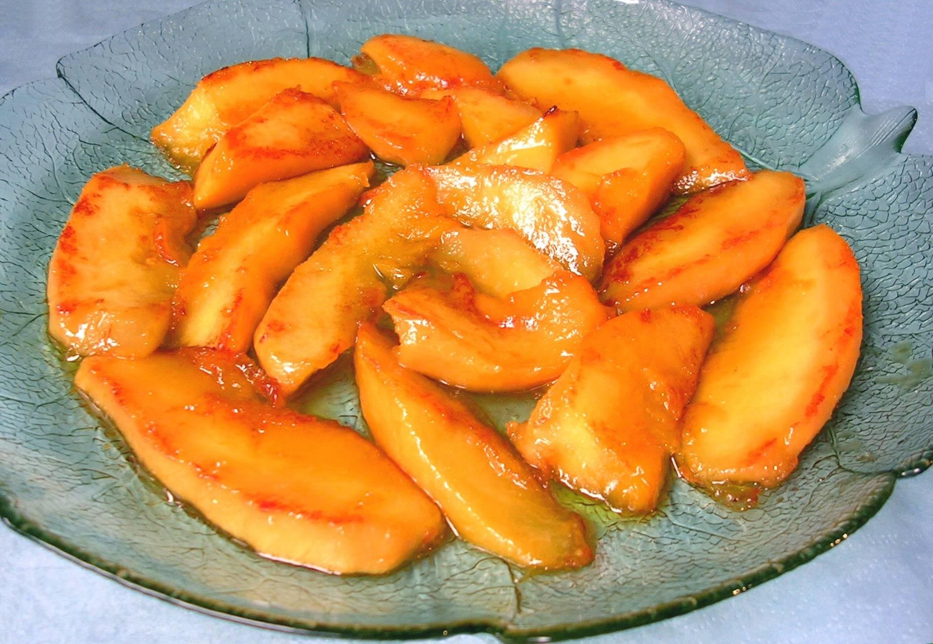 Mangue confite - Faire pousser une mangue ...