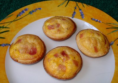 Mini Quiches -- 17/02/07
