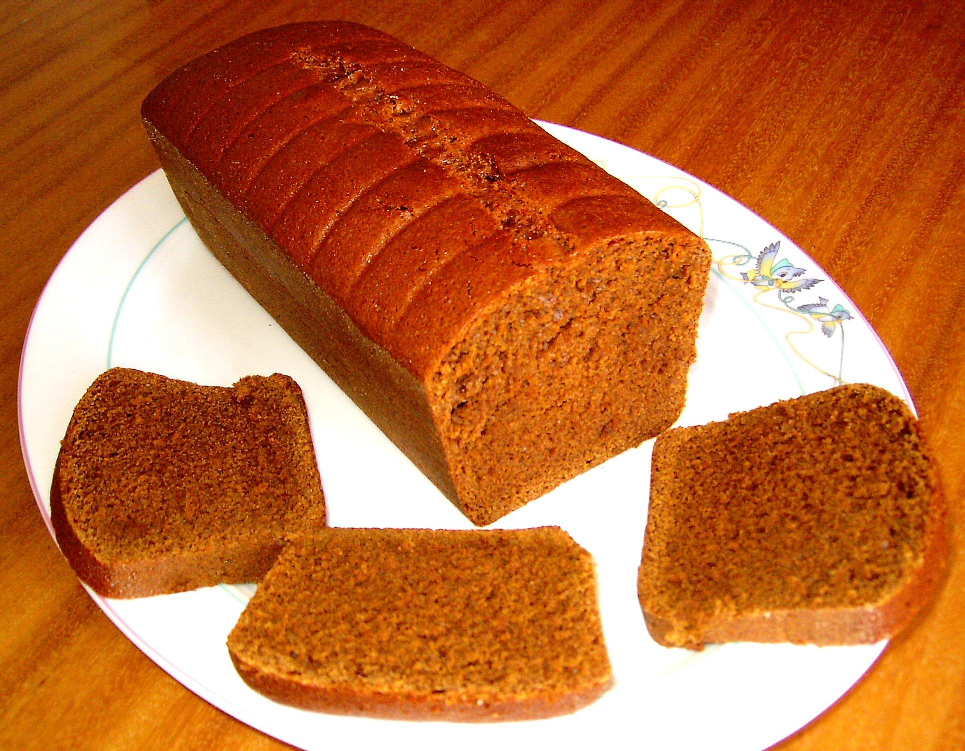 pain d epices rapide