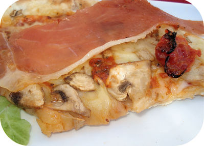 Pizza Espagnole