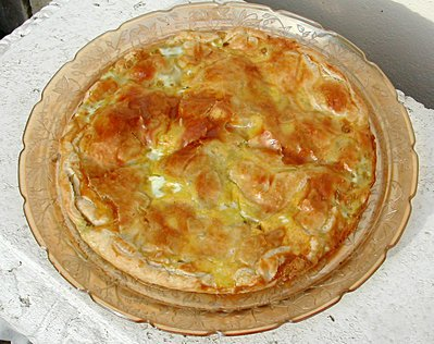 Tourte de l'Oncle Jack -- 18/05/11