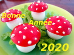 Excellente ANNEE Culinaire 2020 -- 01/01/20