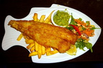 Fish and Chips à la mode irlandaise -- 14/06/19