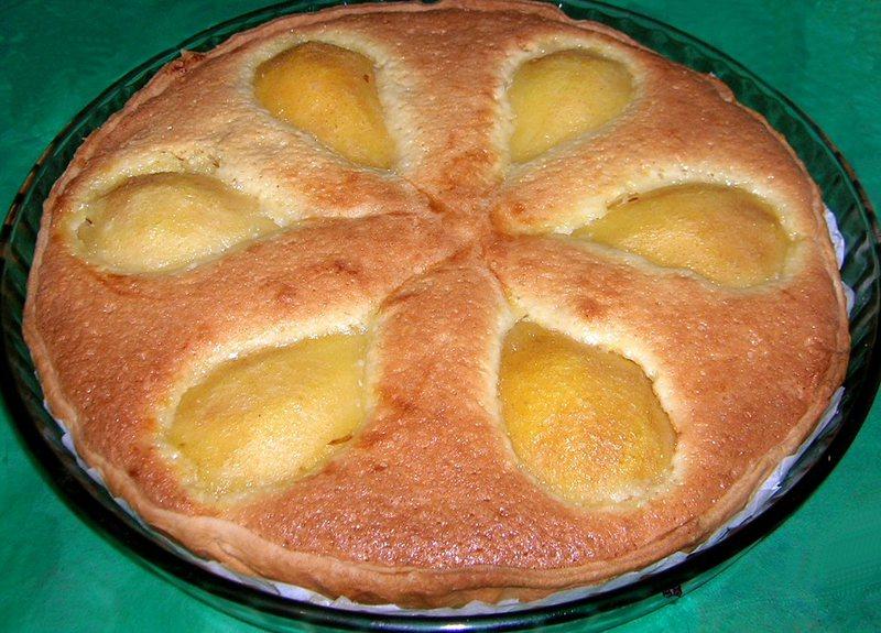 Tarte aux poires - Tarte au citron facile et rapide ...