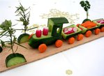 Petit Train de l�gumes -- 11/05/05